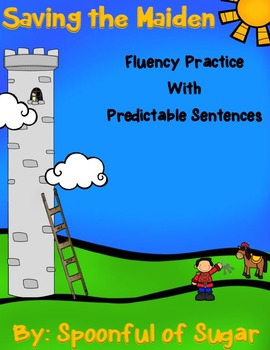 Fluency Practice with Predictable Sentences: Fairy Tale Edition