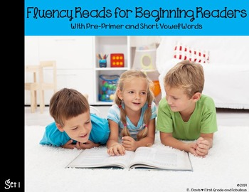 Pre-Primer Fluency Reads