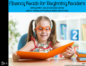 2nd Grade Dolch Fluency Reads