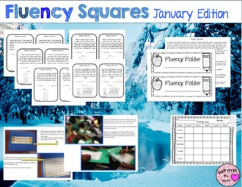 Fluency Squares January Edition