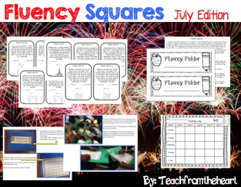 Fluency Squares July Edition