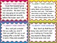 Fluency Task Cards #4 Expression & Punctuation { Oral Flue