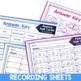 Fluency Task Cards - Intonation Practice