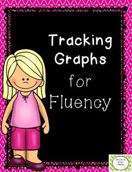Fluency Tracking Graphs