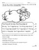 Fluency and Comprehension Short Story Assessment