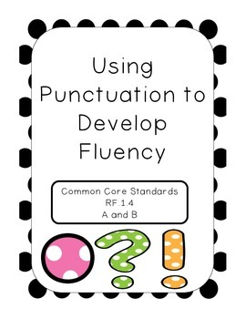 Fluency with Punctuation