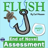 Flush  by Carl Hiassen Assessment