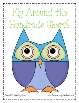 Fly Around the Hundreds Chart