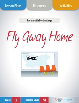 Fly Away Home Lesson Plans & Activities Package, Second Gr