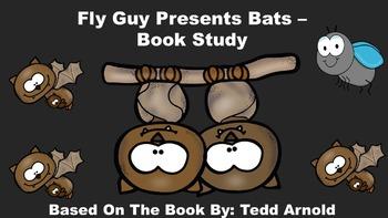 Fly Guy Presents Bats - Book Study