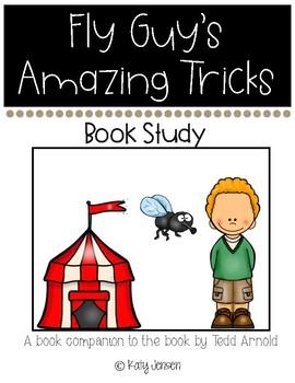 Fly Guy's Amazing Tricks Book Companion
