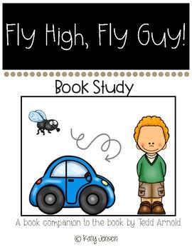 Fly High, Fly Guy! Book Companion