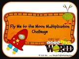 Fly Me to the Moon Multiplication Challenge