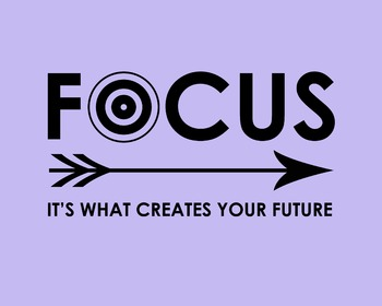 Focus: It's What Creates Your Future