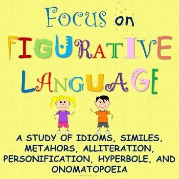 Focus On Figurative Language