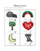 Focus on the ABCs Preschool Pack