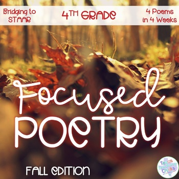 Focused Poetry Fall Edition