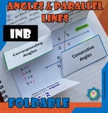 Foldable Angles and Parallel lines