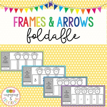 Frames and Arrows Foldable 1&2 Rules!
