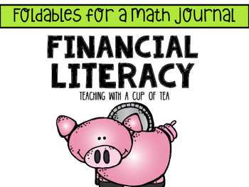 Foldables & Flippables for Financial Literacy