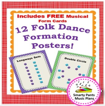 Folk Dance Formation Posters