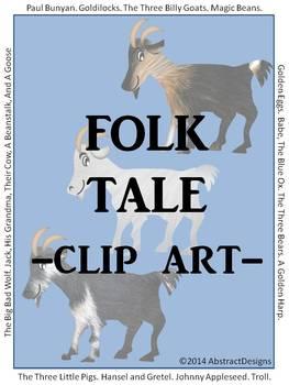 Folk Tale CLIP ART