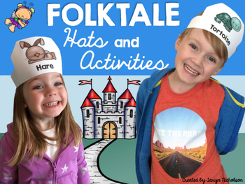 Folktale Character Activities