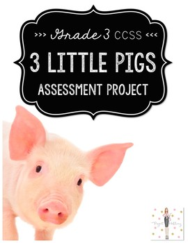 Three Little Pigs Stories: Classic vs. Contemporary  {A Pr