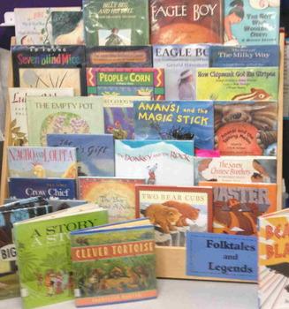 Folktales Around the World Genre Study