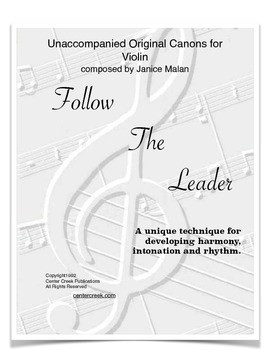 Follow The Leader for Violin