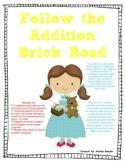 Follow the Addition Brick Road