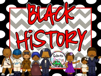 Follow the Freedom Trail: Black History Pack