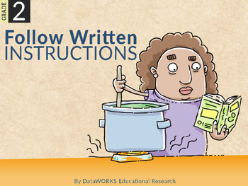 Follow Written Instructions