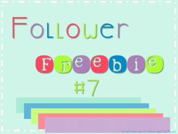 Follower Freebie #7~Ribbon Accent C.U. Okay!
