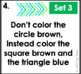 Following Auditory Directions Task Cards Combo: Sets 1, 2 and 3