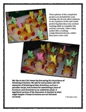 Following Directions Activity: Peep Snack Cake Car (Readin