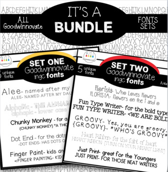 Font Creative Commons Lifetime Font License for INEETA GOO