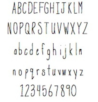 Font For Personal or Commercial Use: Pow Wow