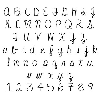 Font- TeachingNinjas Spalding