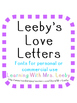 Font for personal and commercial use - Leeby's Bubbly Blonde