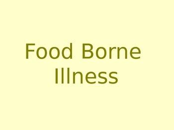 Food Borne Illness PowerPoint