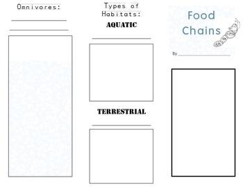 Food Chain Brochure