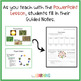 Food Chains PowerPoint and Student Notes