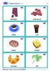 Food Flashcards in English