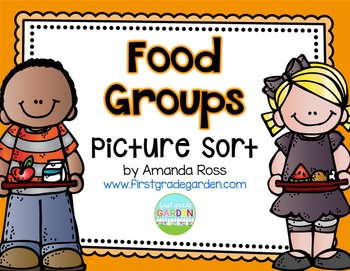 Food Group Picture Sort