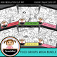 Food Groups Mega Bundle - Food Groups Clip Art