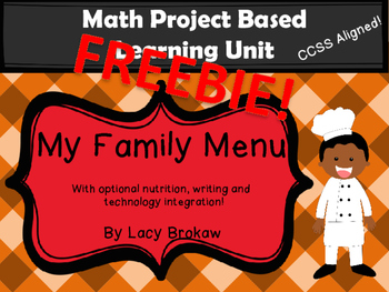 Food Groups My Plate Sort Math Technology Project Based Le