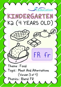 Food - Meat and Alternatives (III): Blend FR - Kindergarte