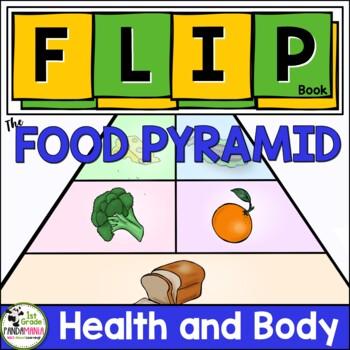 Food Pyramid FLIP Book