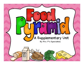 Food Pyramid Supplementary Unit